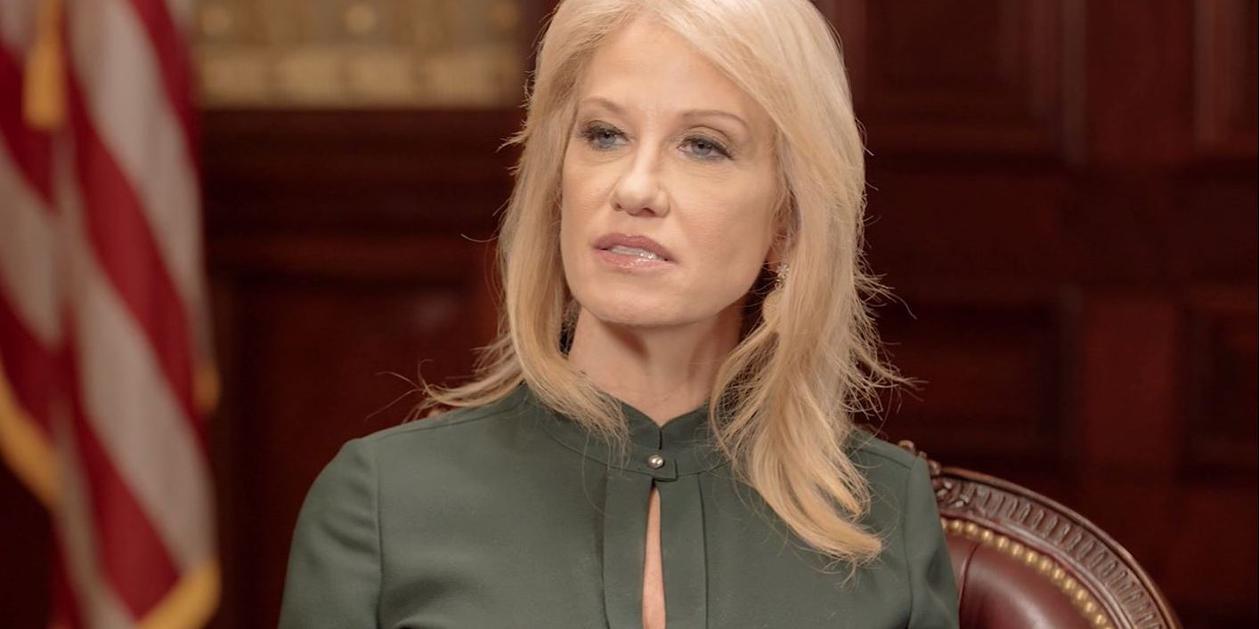 Kellyanne Conway claims woman assaulted her while at restaurant with daughter