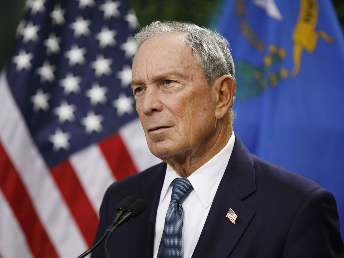 Bloomberg files campaign paperwork, no decision on bid yet