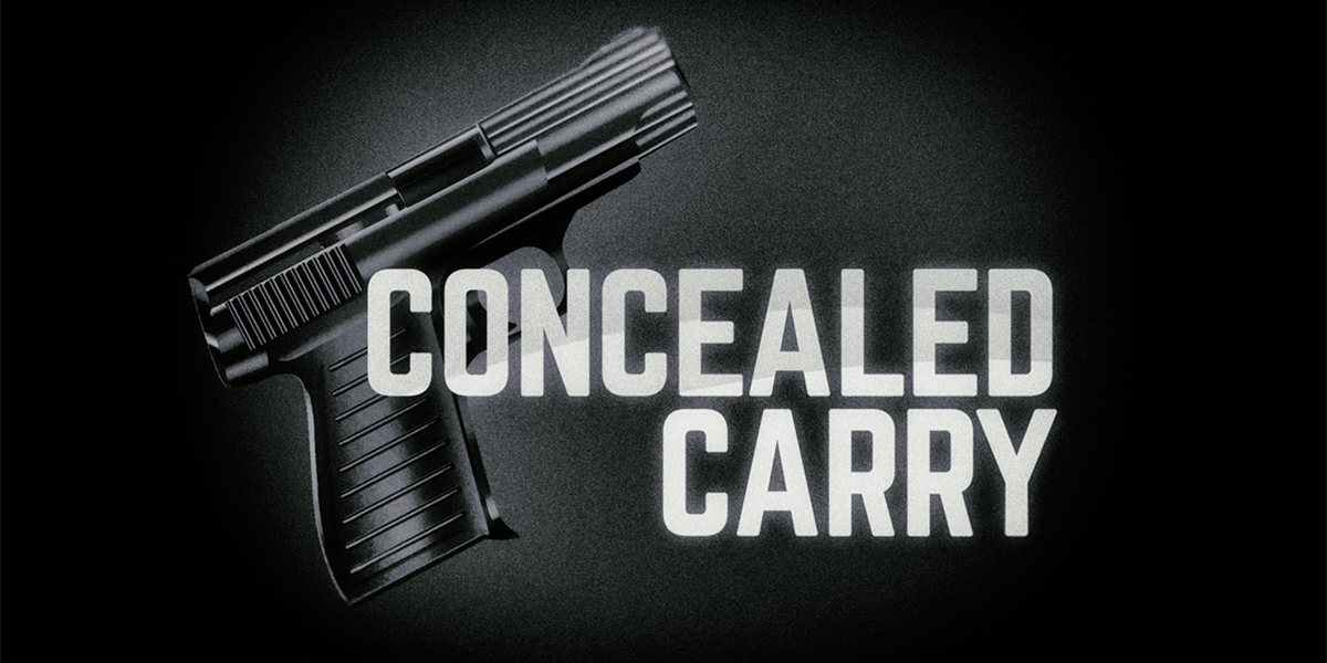 Virginia woman says she was fired for concealed carry permit
