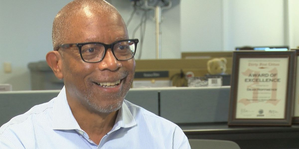 'I am just in a place of gratitude': Richmond Times-Dispatch columnist awarded Pulitzer Prize