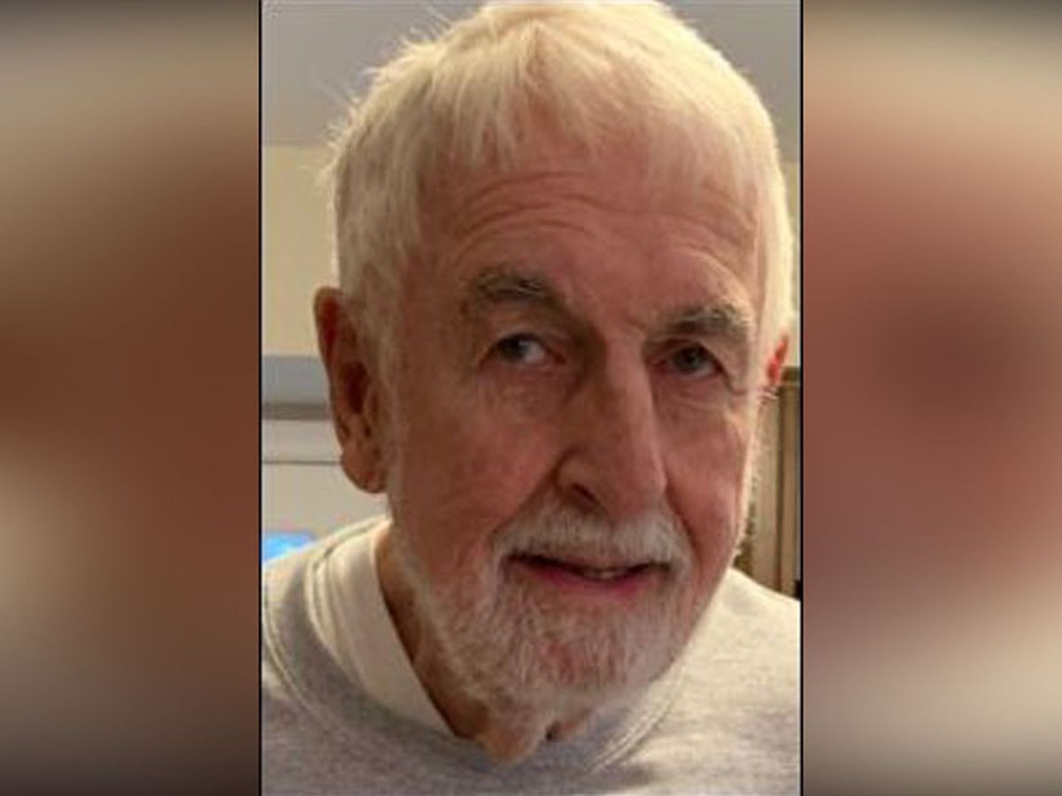 Senior Alert issued for missing Fairfax County man with cognitive impairment