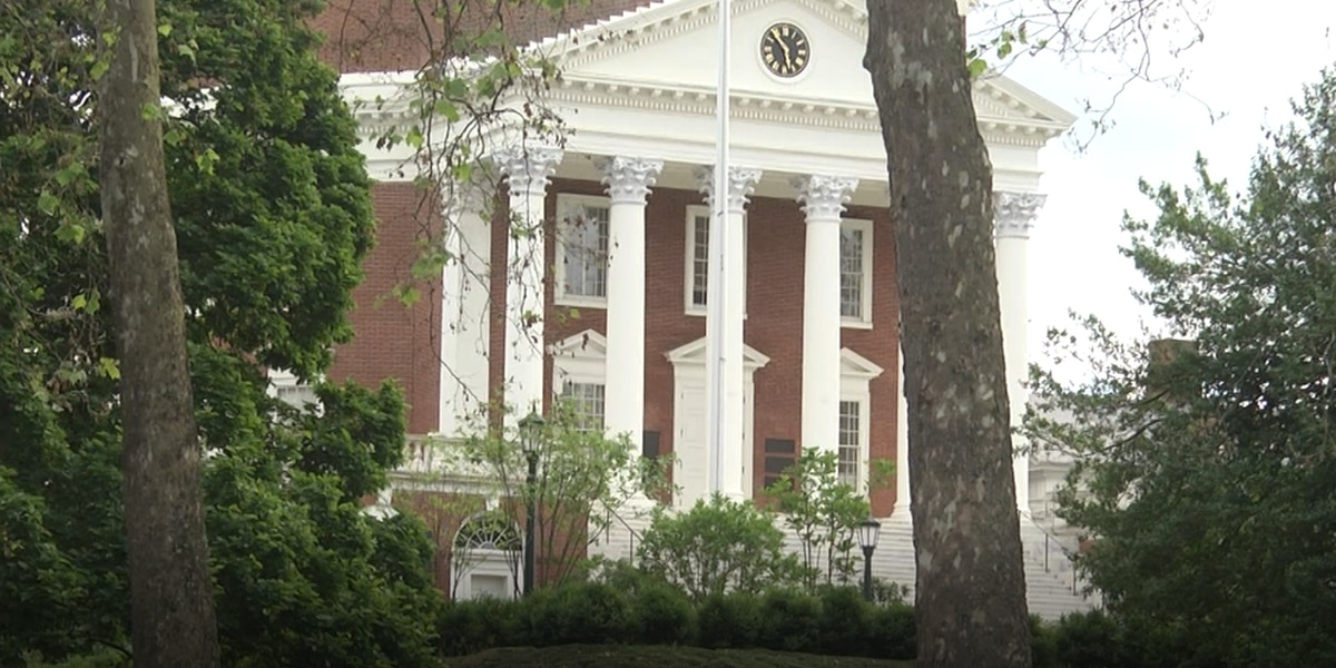 U. of Virginia announces in-person classes set for August