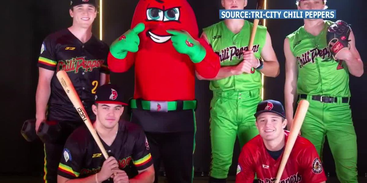 Tri-City Chili Peppers unveil uniforms