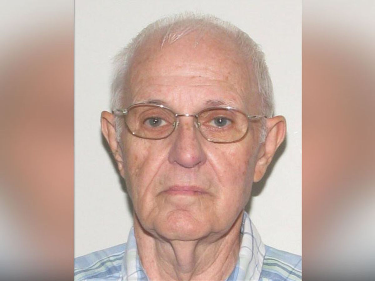 Missing 85-year-old man found dead inside vehicle