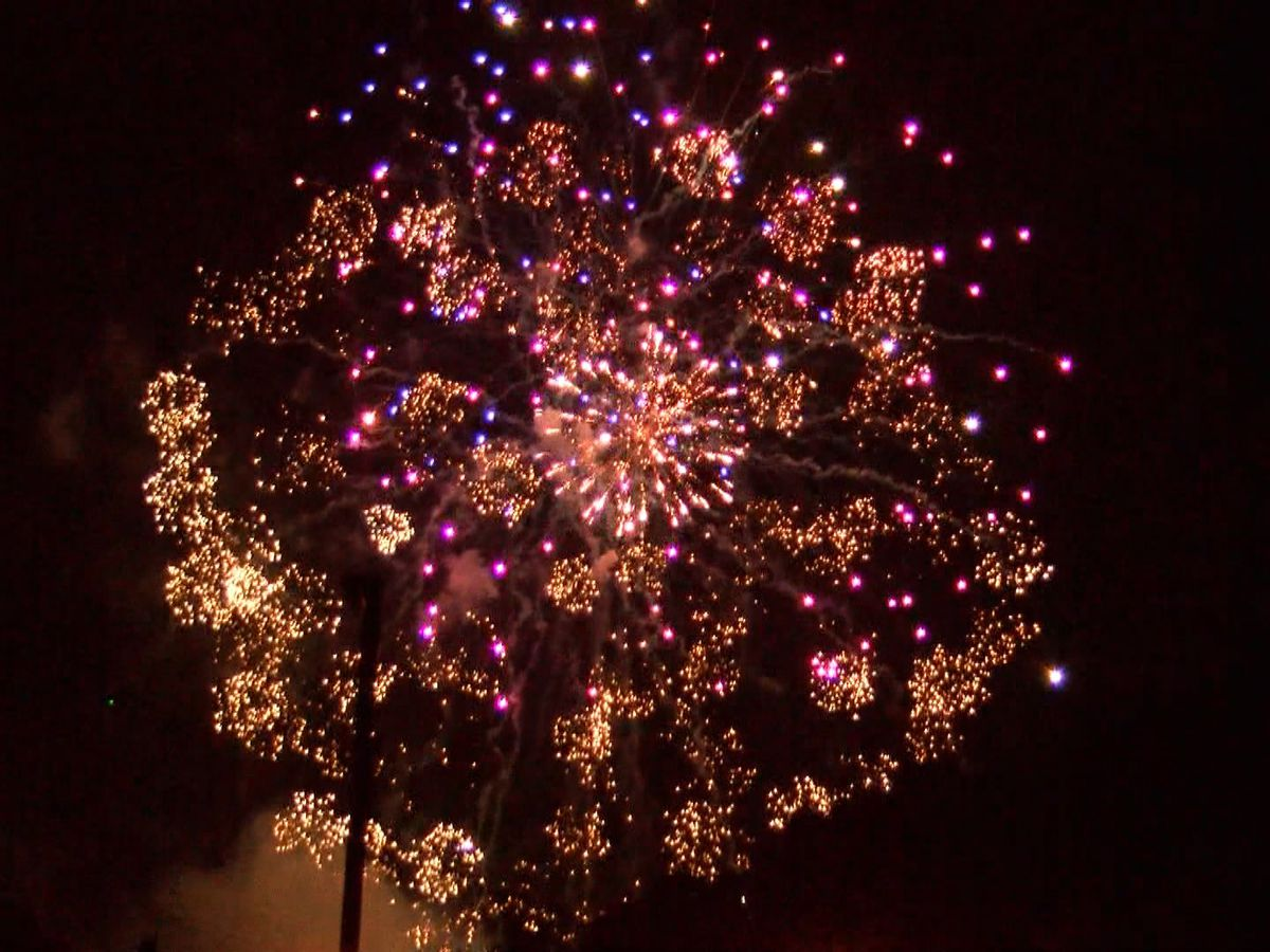 Reminder: Fireworks are not allowed in the City of Richmond