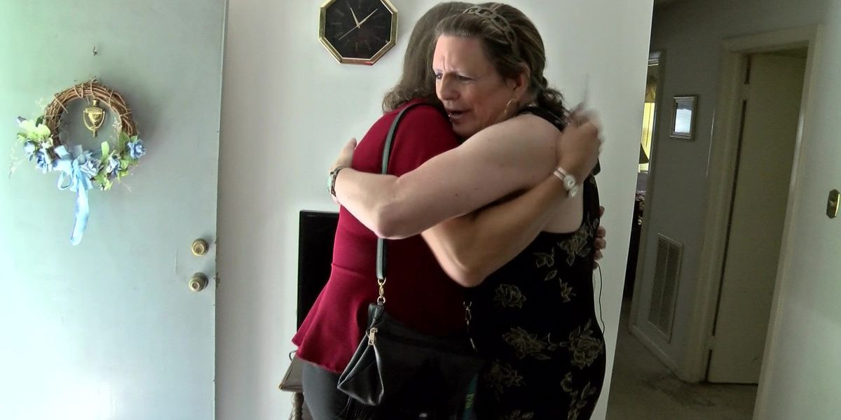 Acts of Kindness: Supportive friend offers aid
