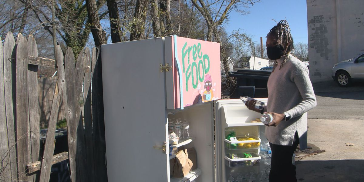 'RVA Community Fridges' open 'for the community, by the community'