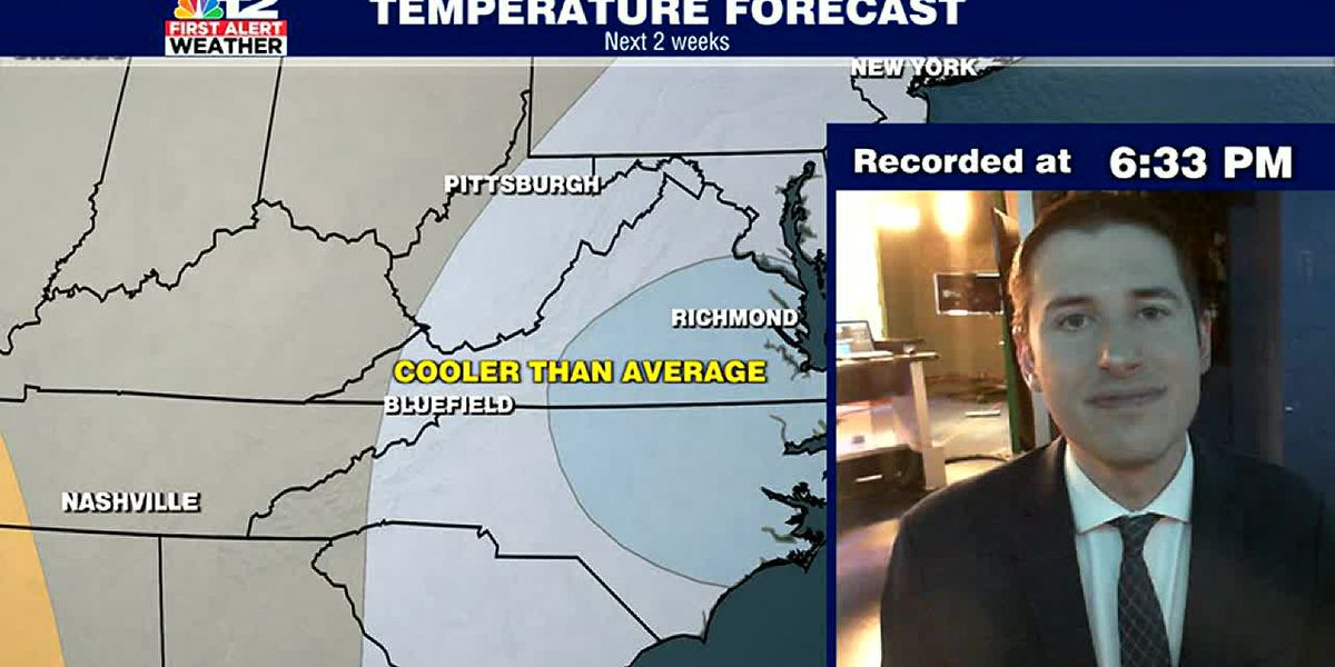 First Alert: Cold temperatures, chance for wintry weather ahead
