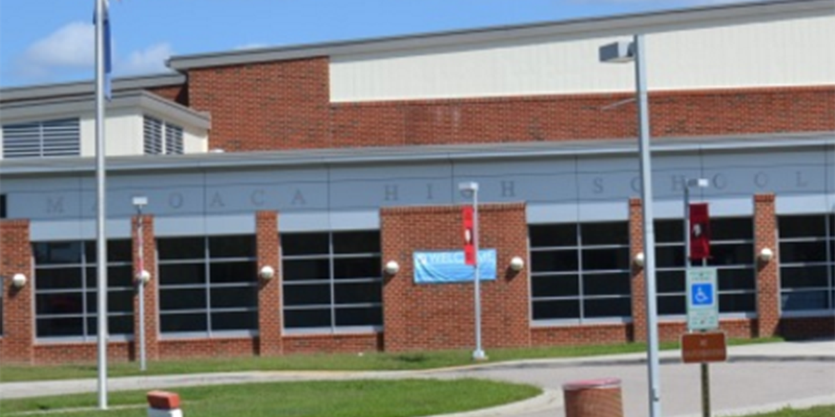 Another Chesterfield school tests positive for legionella; parents protest board meeting