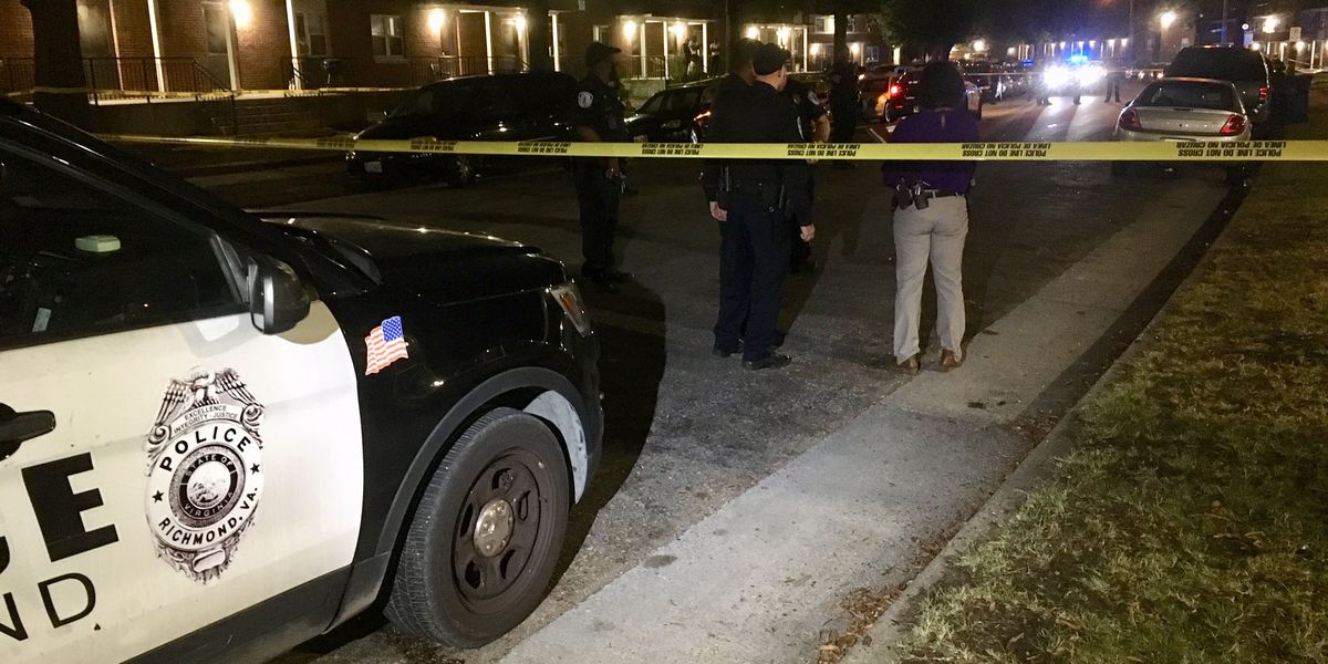 1 dead, 3 hurt in overnight shootings in Richmond