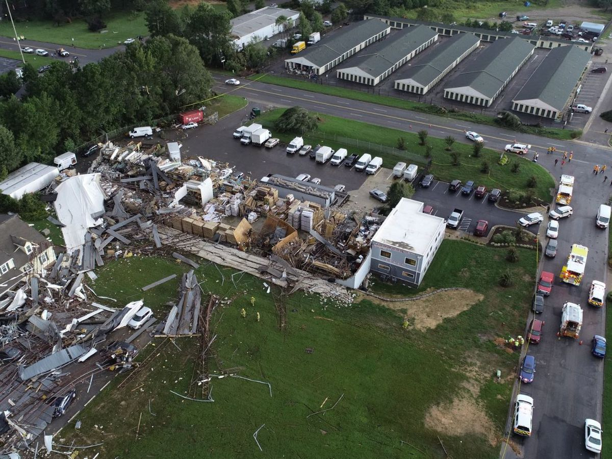 'Near-ideal conditions' sparked tornado outbreak