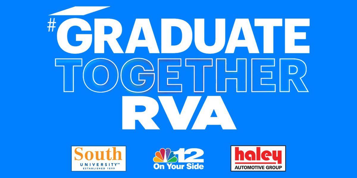 NBC12 to air 'Graduate Together RVA' honoring the 2020 graduating classes around Central Virginia