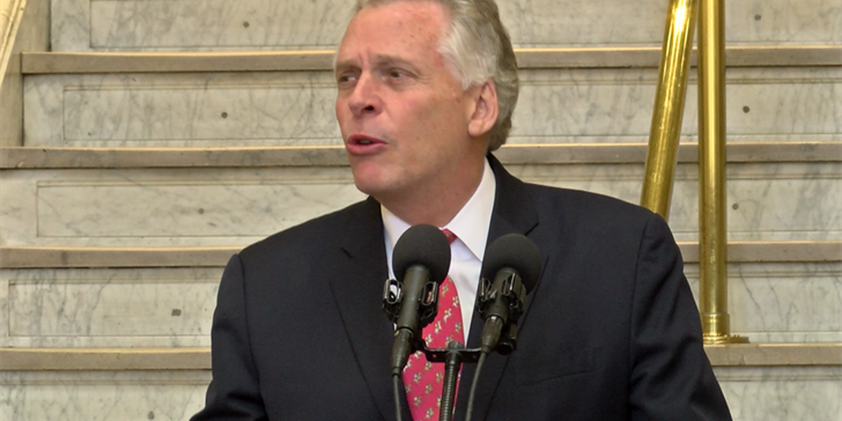Va. governor pushes for Medicaid expansion, says there are no more excuses