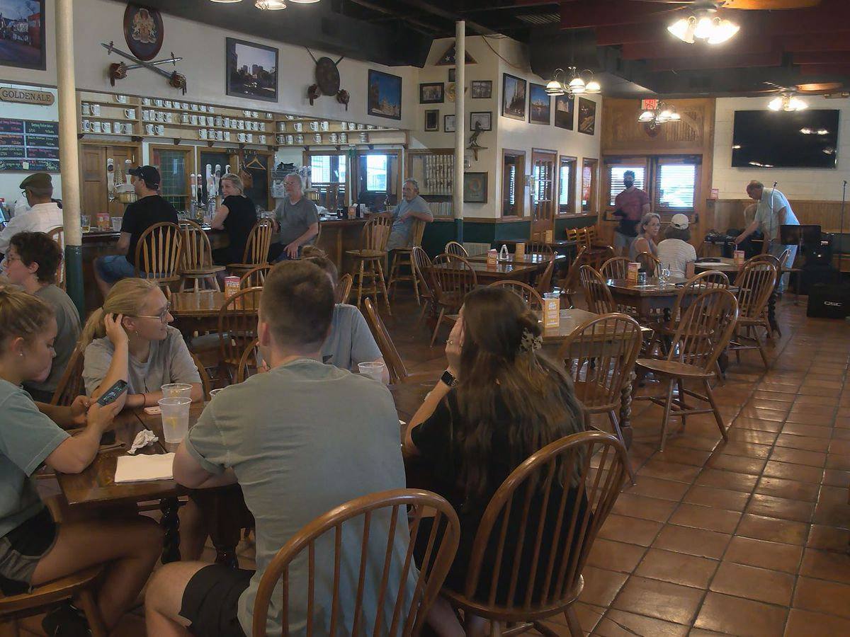 'We have been ready to embrace normal': Crowds return to restaurants as state fully reopens