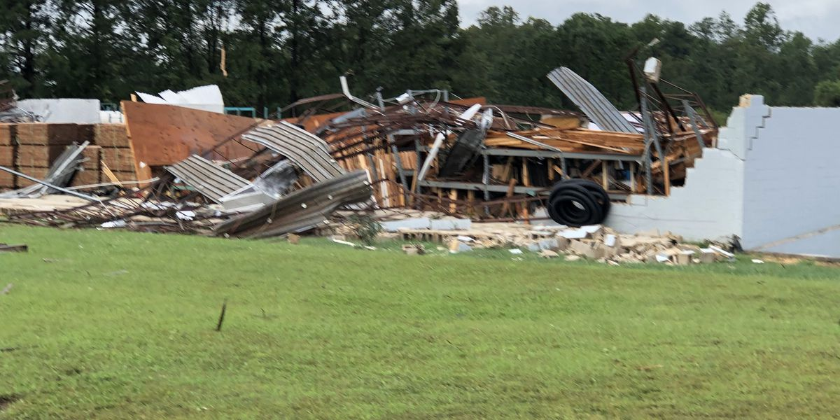 One dead after tornado touches down in Richmond area
