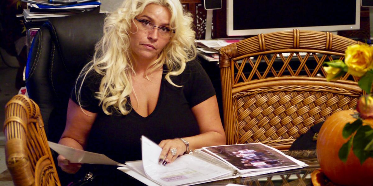 Beth Chapman, one half of world-famous bounty hunting duo