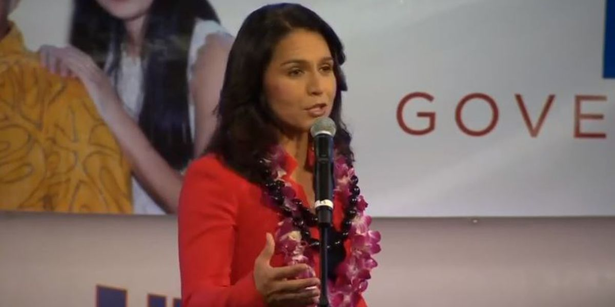 On 2020 presidential bid, Rep. Tulsi Gabbard to CNN: 'I have decided to run'