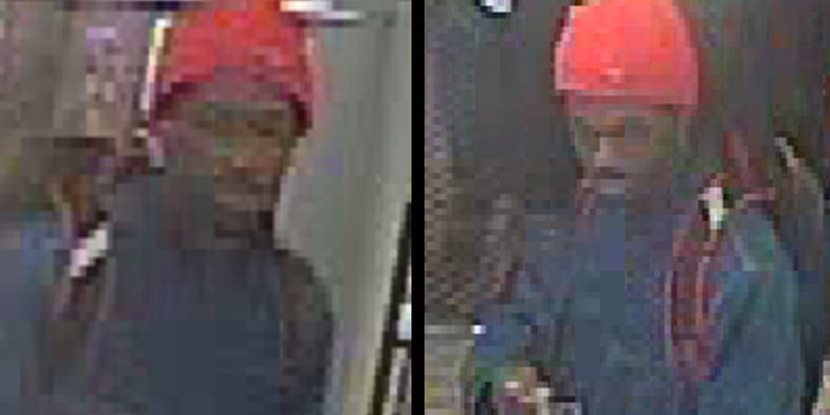 Serial cigarette thief wanted by Chesterfield police