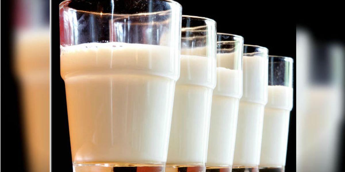 Homeowner finds naked man singing in kitchen, drinking milk