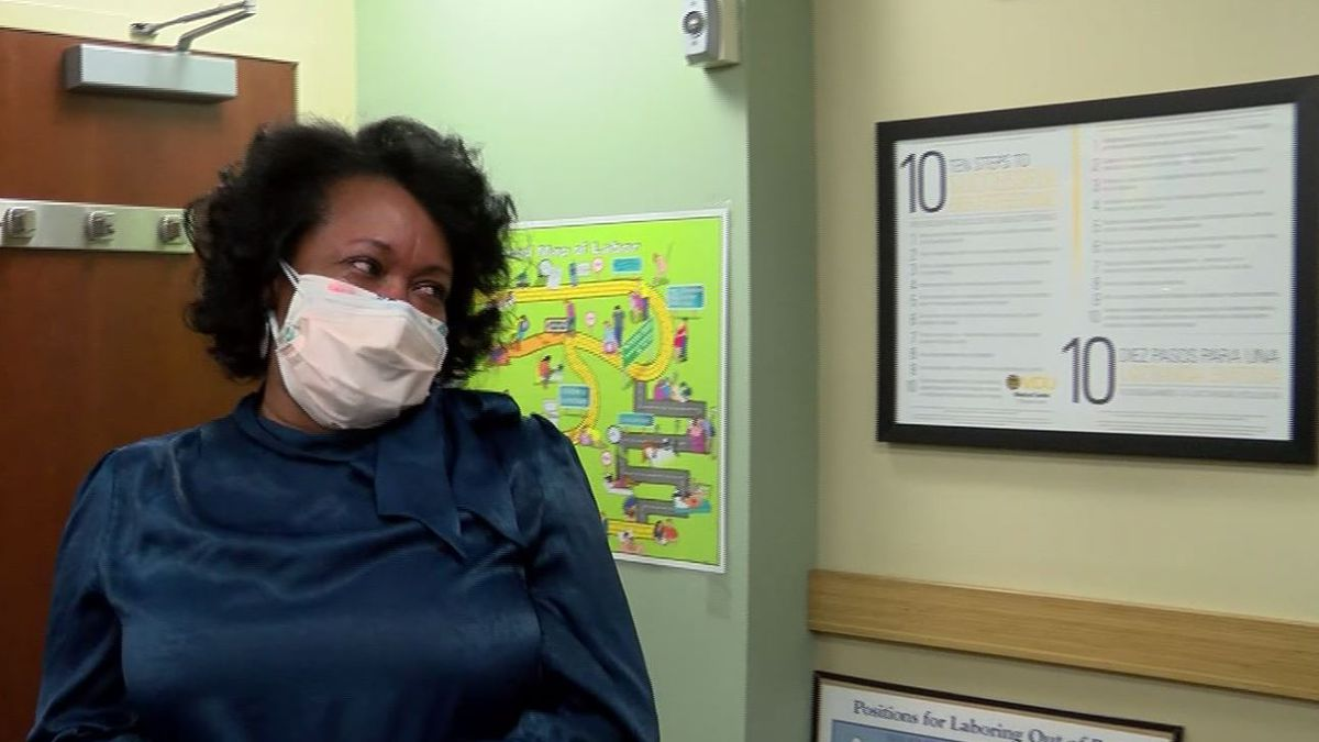 'She just has a giving heart': VCU employee honored for compassion toward coworkers