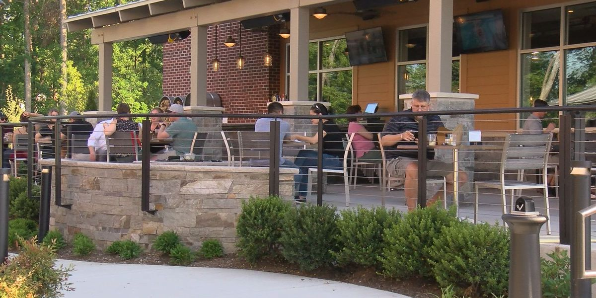 'It's like a rebirth': Chesterfield residents, businesses take advantage of Phase One reopening
