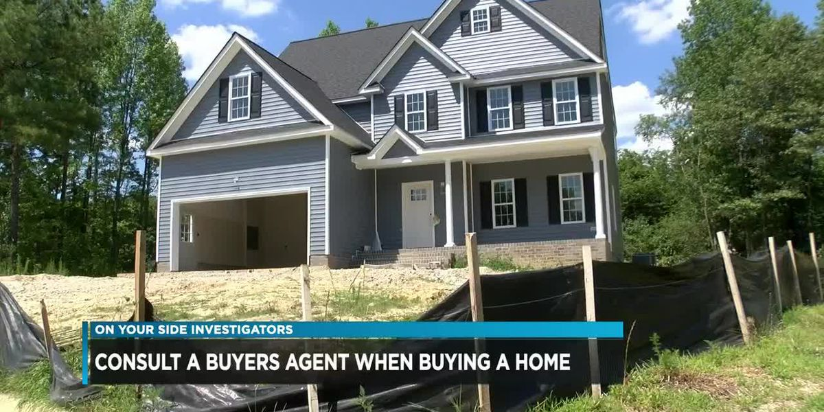 Consult a buyers agent when buying a home