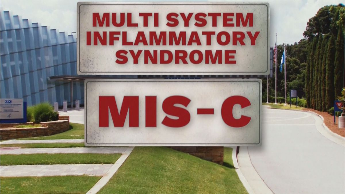5 cases of multisystem inflammatory syndrome identified in Richmond-area children - WWBT NBC12 News