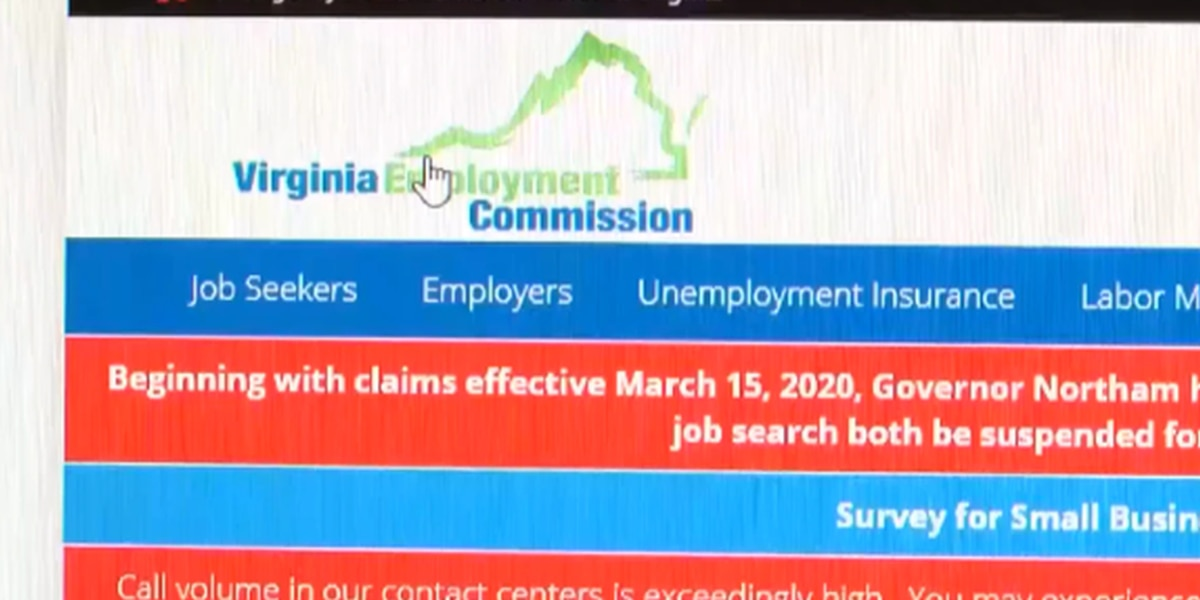 As payouts begin, Virginia Employment Commission says money still left in Lost Wages Assistance program