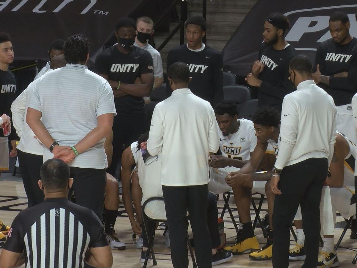 VCU pulls away, downs Richmond in Capital City Classic