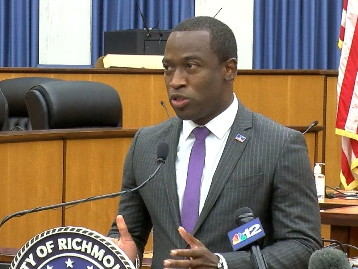 Mayor Stoney proposes funding mental health, substance abuse pilot program