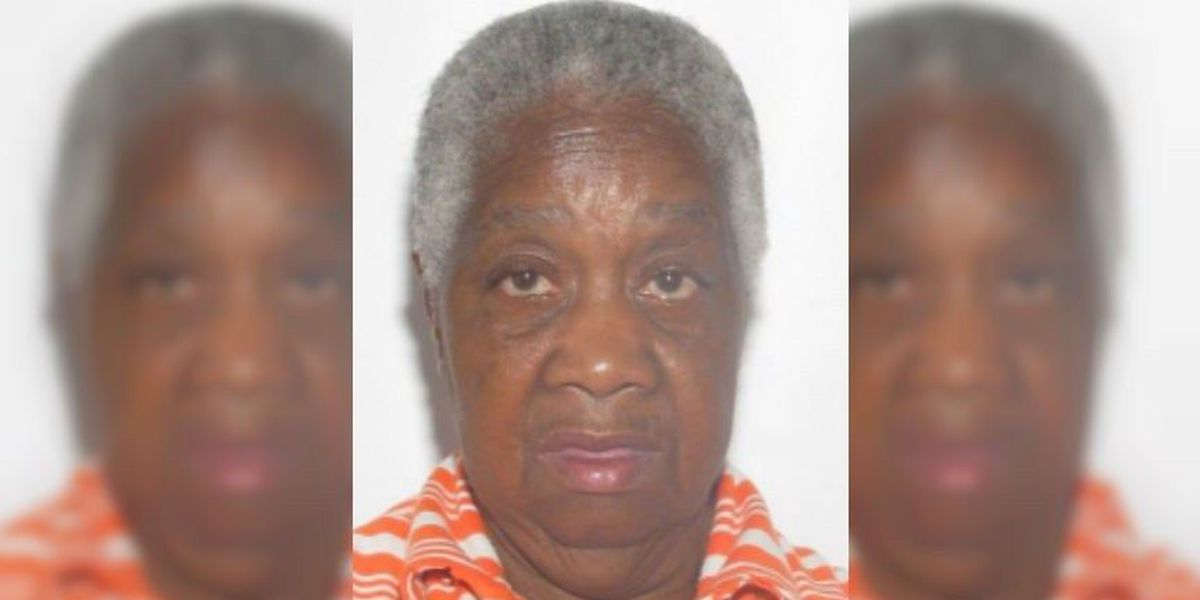 74-year-old woman reunited with family after reported missing