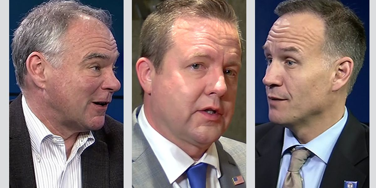 Meet the candidates running for U.S. Senate seat in Virginia