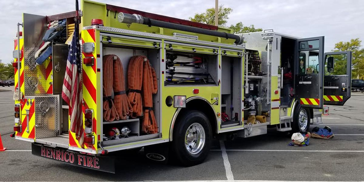Henrico Fire partners with bank for emergency exercise