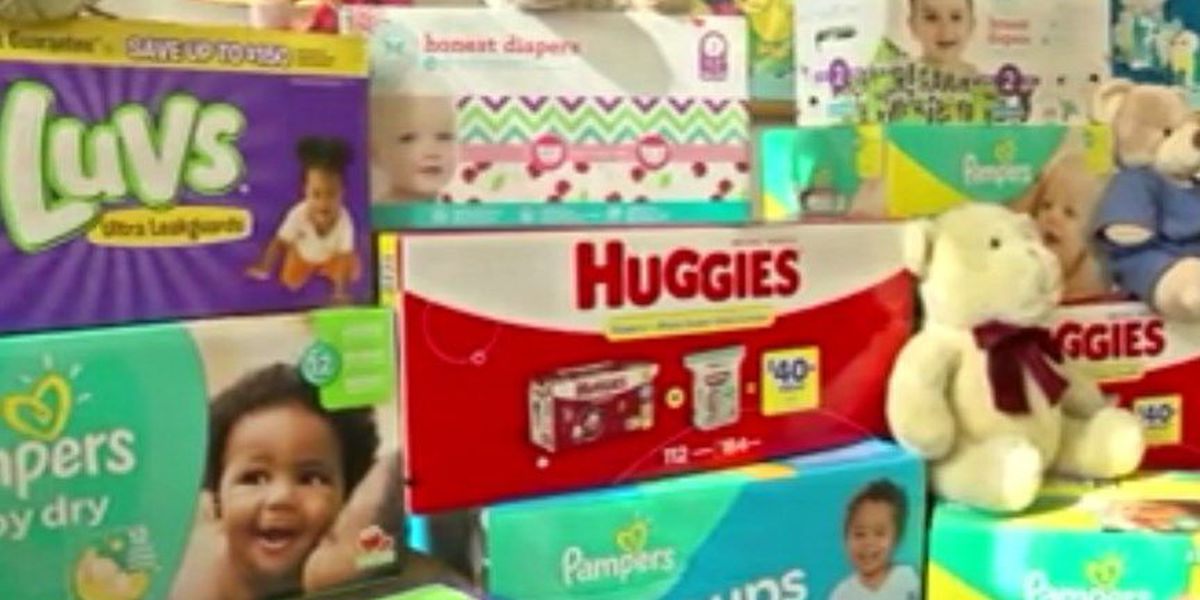 Diaper drive coming to Chesterfield in March