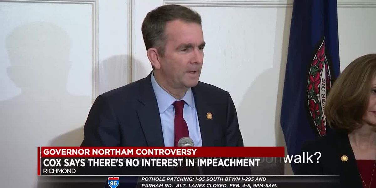Protests continue to call for VA Gov. Northam's resignation