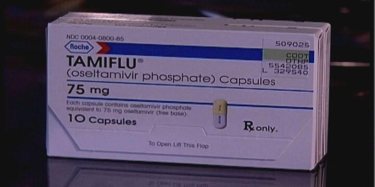Nationwide shortage of Tamiflu impacting central VA
