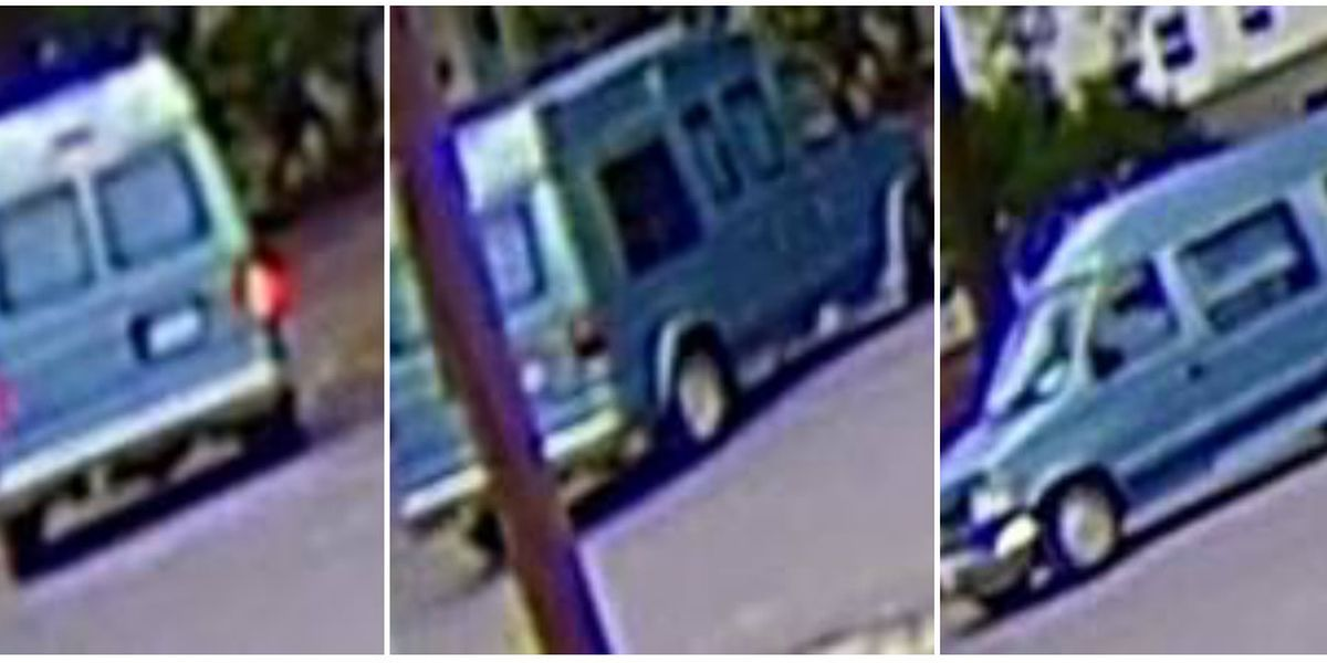 Police searching for blue van connected to deadly shooting in Richmond