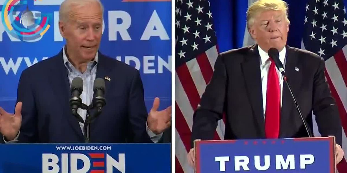 Biden has five-point lead in Virginia ahead of Trump, according to poll