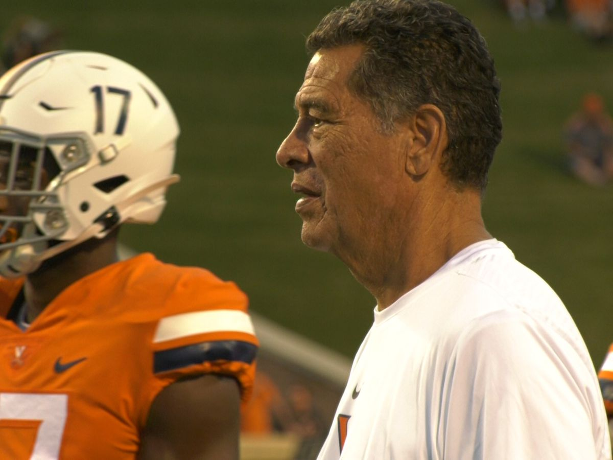 Offensive Coordinator Robert Anae returning to UVa football team