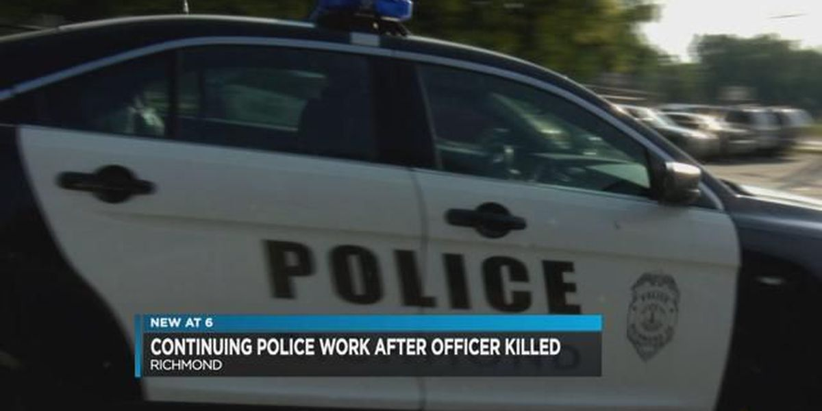Police officer: Suiting up after fellow officer killed is a weird feeling