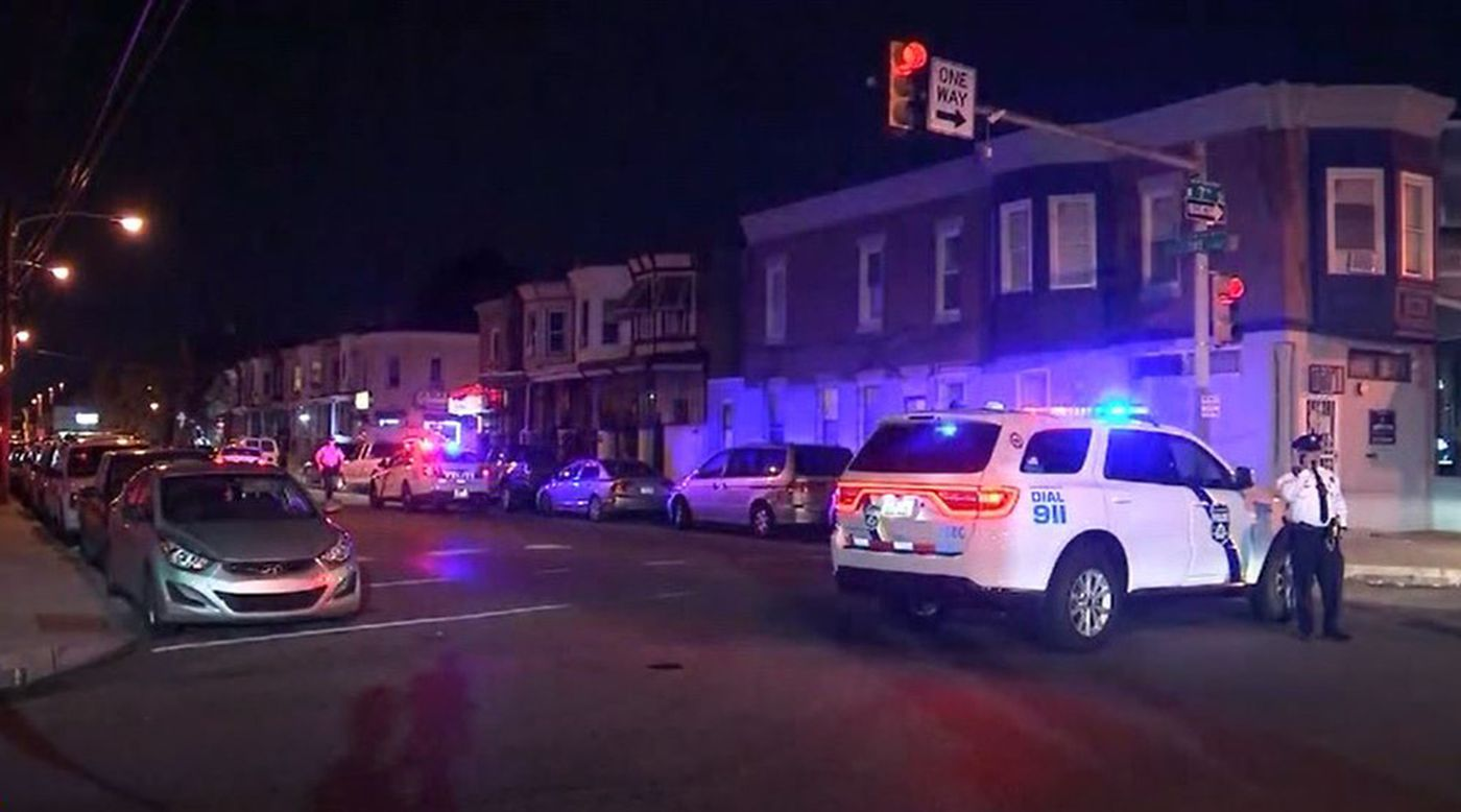 Baby shot four times while riding in car in Philadelphia