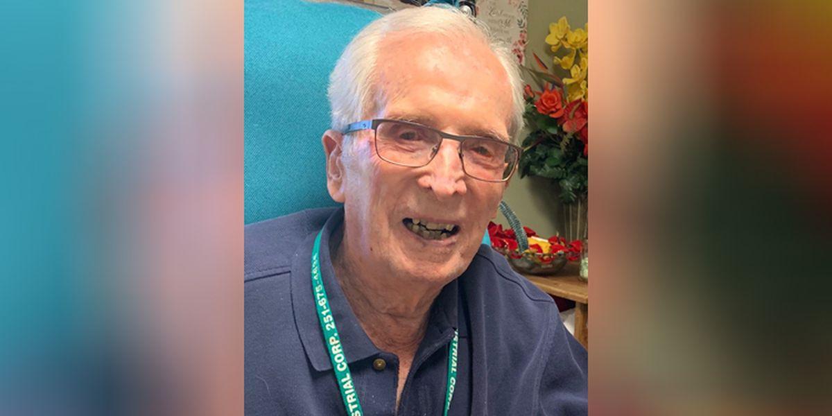 Hundreds celebrate NC man's 107th birthday with drive-thru parade