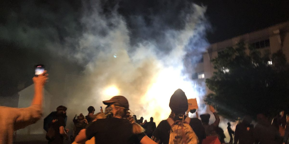 News to Know for June 16: Tear gas used on protesters 2nd straight night; RPS to reassess RPD relationship; Hit-and-run suspect search; Light rain expected