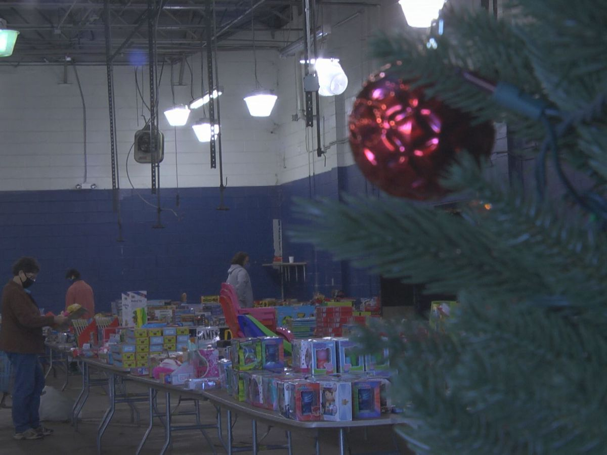 Toy Lift organizers hoping to collect thousands of toys for central Virginia families