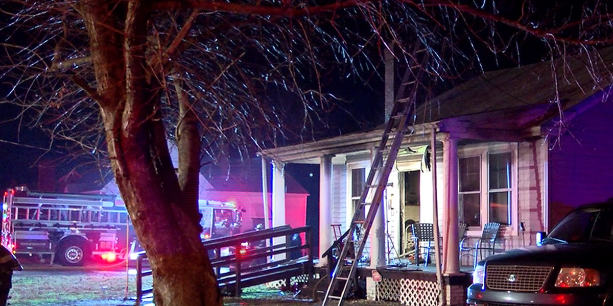 Fire displaces family of 8 in south Richmond