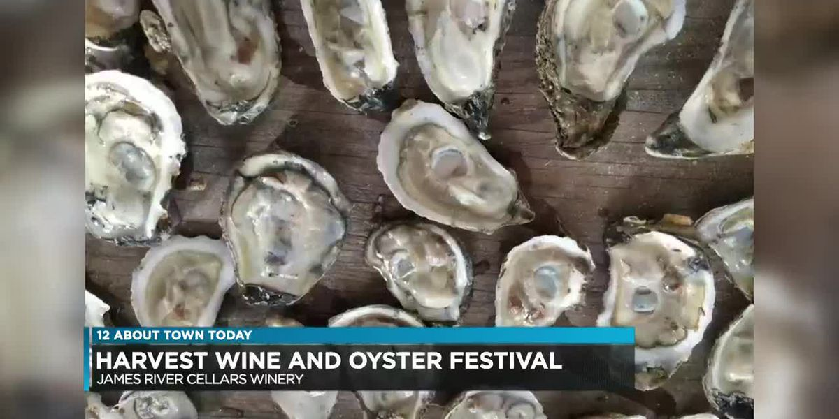 Harvest Wine and Oyster Festival