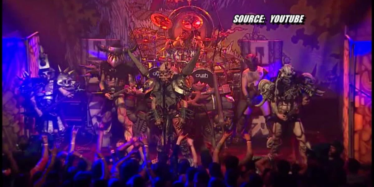 GWAR to hold drive-in concert at The Diamond