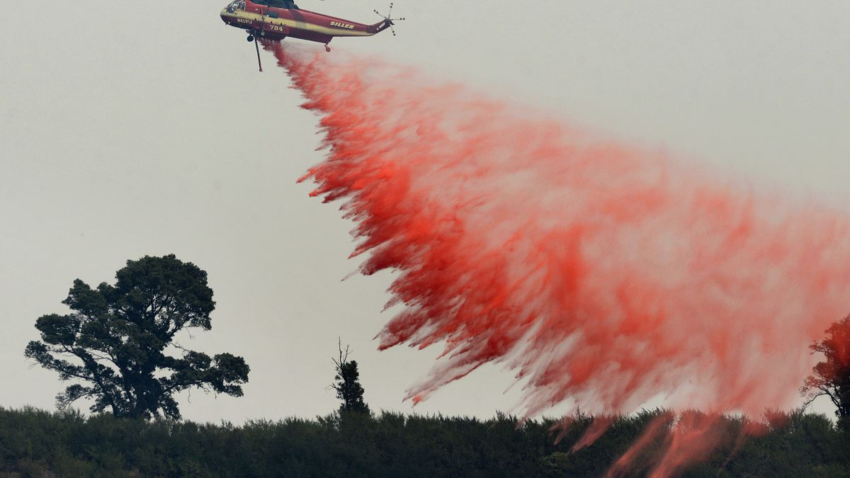 Report rips expensive decisions in California wildfire fight