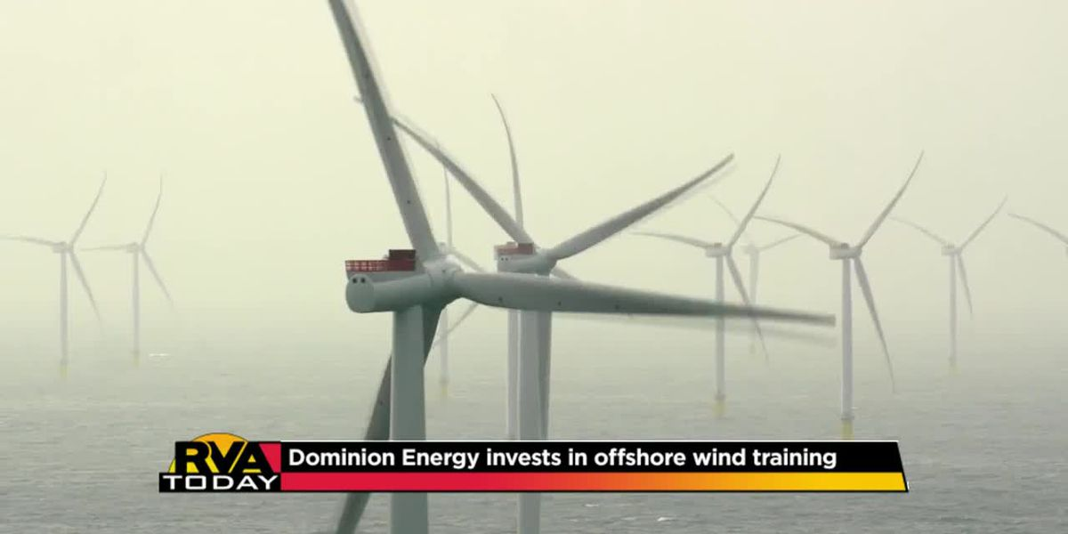 Dominion Energy invests in offshore wind training