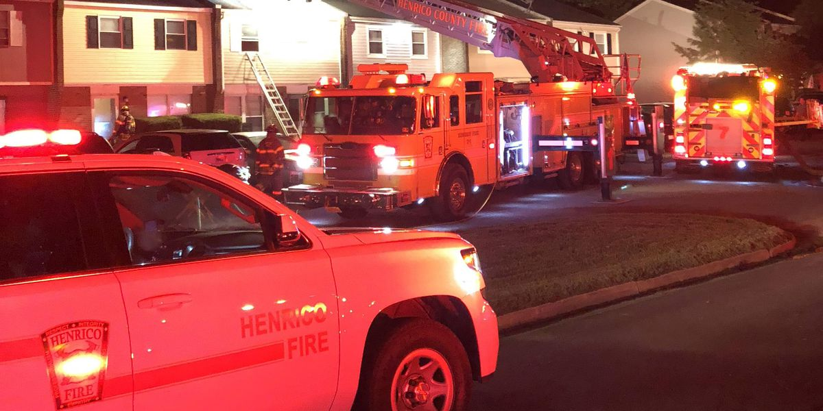 Henrico firefighters offer safety tips following bathroom fire